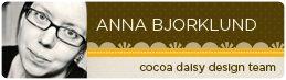 Anna CD blog copy