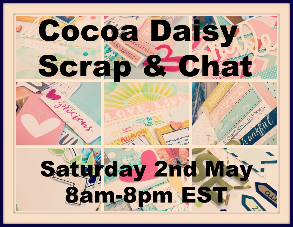 CD SCRAP AND CHAT