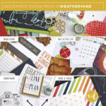 How many things can you spy in our November Weathervane sneak peak?