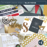 October Sneak Peek: Blue Ridge
