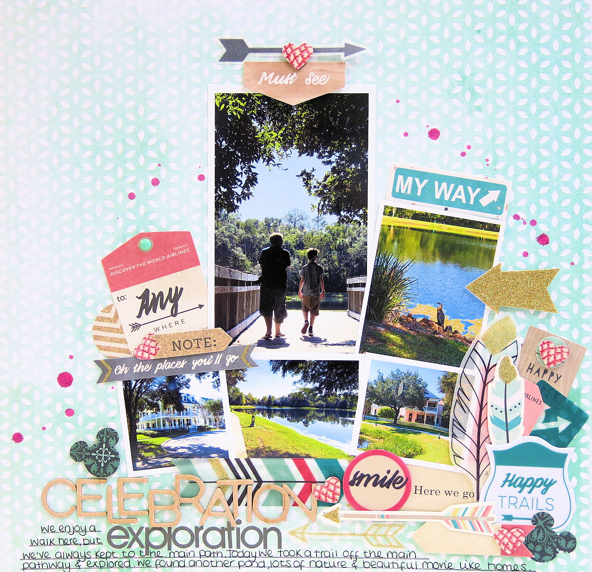 Celebration Exploration