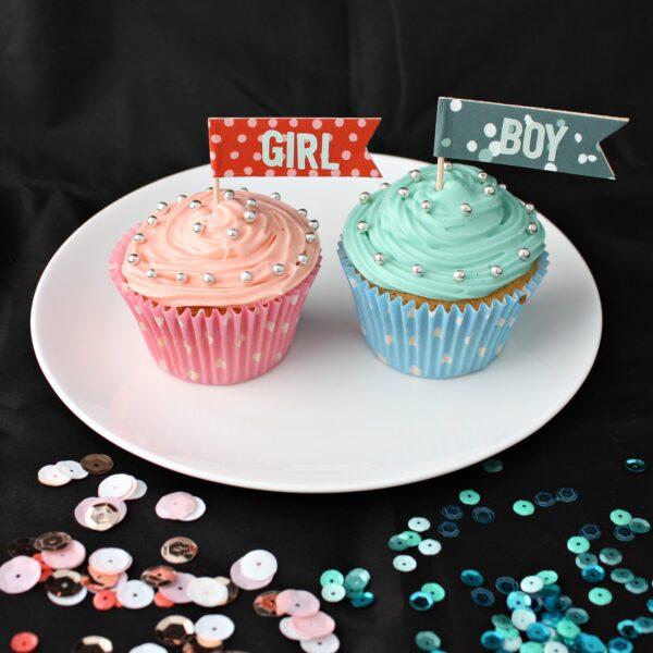 SharmaineKruijver_CocoaDaisy_BabyShower_Cupcakes