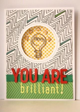 You Are Brilliant!