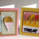 """Card Inspiration with July's """"Bistro"""" Kit"""