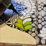 Art Journaling in May