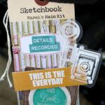 """Sneak a peek at """"Sketchbook"""""""