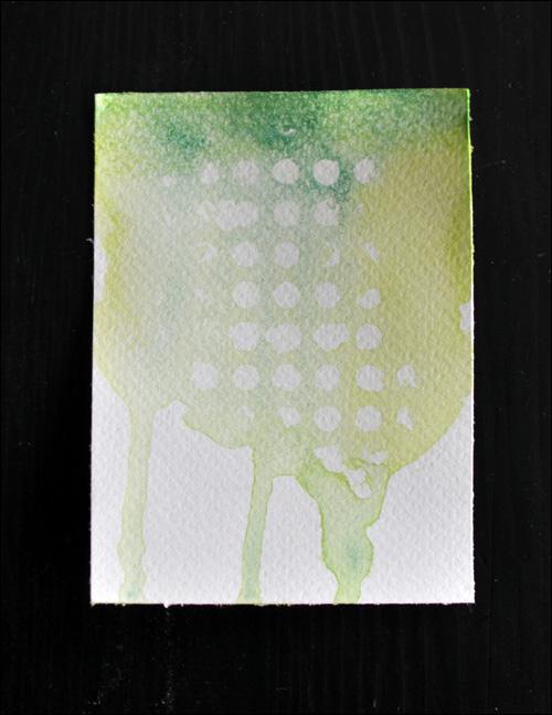 stencil PL card