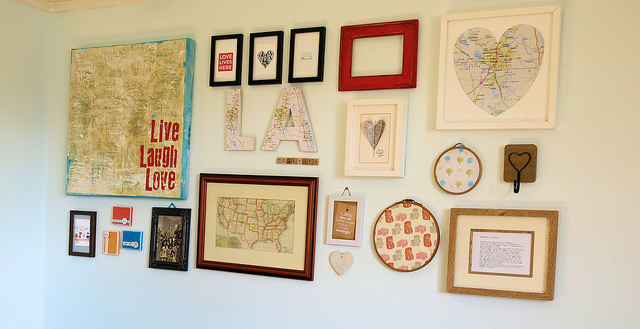 How To – Gallery Walls