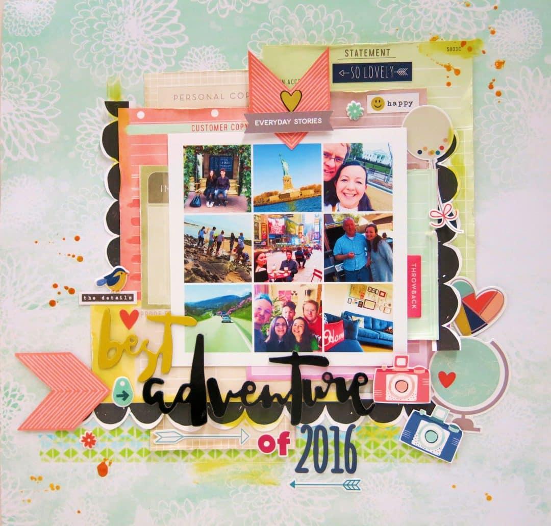 Tips & Tricks – Mosaic Photo Printing & January Kit Tips