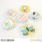 Tips and tricks with Kylie ~ Get creative with those left over pieces!