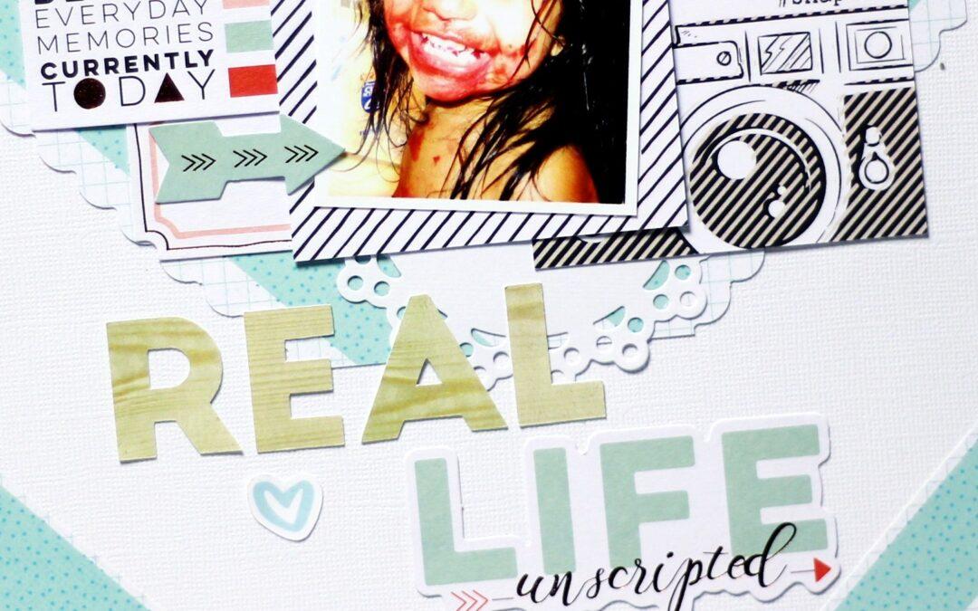 April Designer's Challenge: REAL Life!