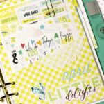 Getting Inspired: Everyday Planner Fun