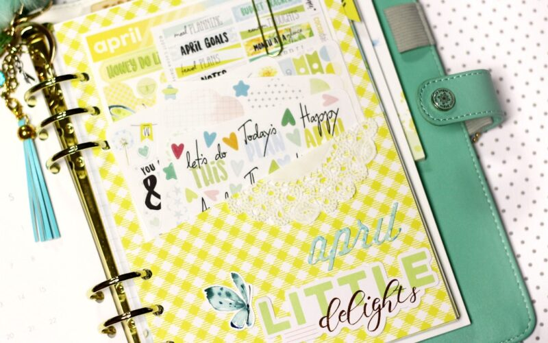 Janet Perafan-Babar | Cocoa Daisy April 2017 Planner Challenge DAY 7