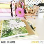 From My Desk~ A tour with Kylie