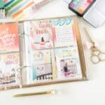 June Mini Book fun with Kylie