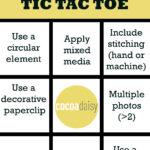 Tic Tac Toe – August Designer Challenge