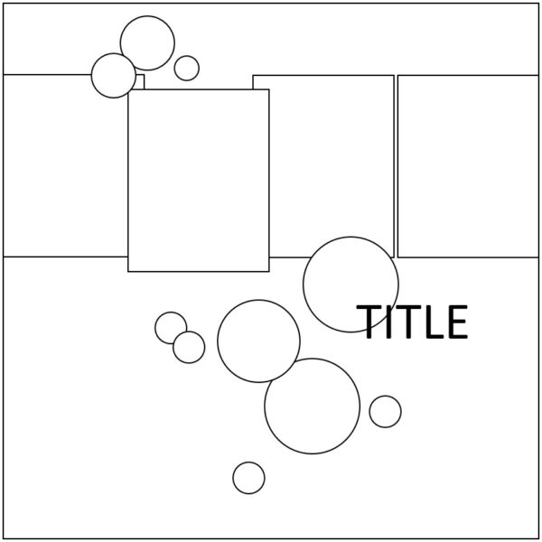 Tips Tricks one sketch three layouts video included
