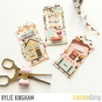 Use those scraps ~ A fun project with Kylie.