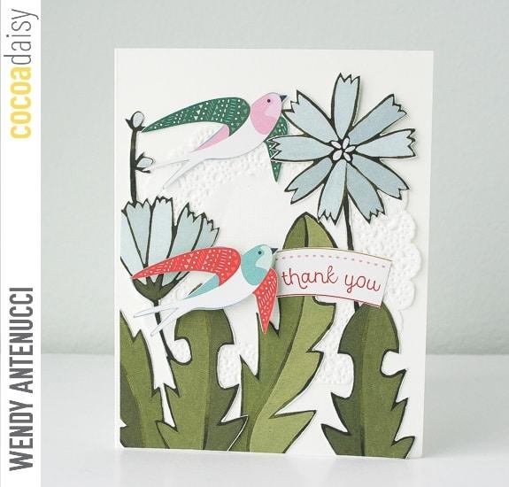 October Card Inspiration