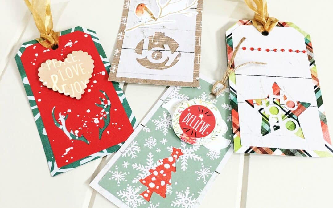 Card & Gift Tag inspiration.