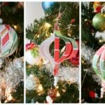 Ornaments from the Planner kit