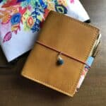 Using the mini Daisy Dori in your pocket ring planner