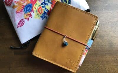 Using the mini Daisy Dori in your pocket ring planner