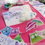 April Planner Setup – 4 steps-