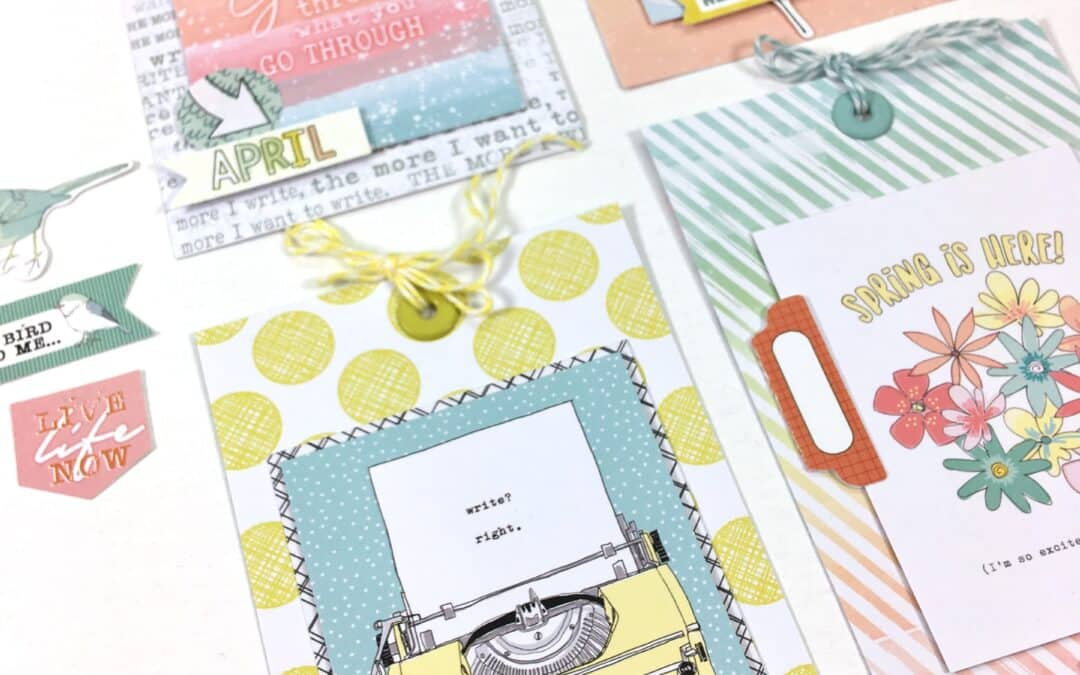 Cards and Tags Inspiration