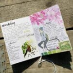 April 2018 Planner Guest Designer | Moon Hulsman