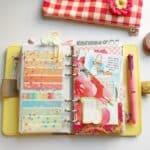 June Planner Setup and DIY Pocket Tutorial