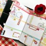 planner pages meet a Dori