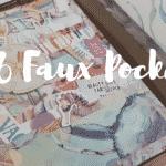 B6 Faux Pocket
