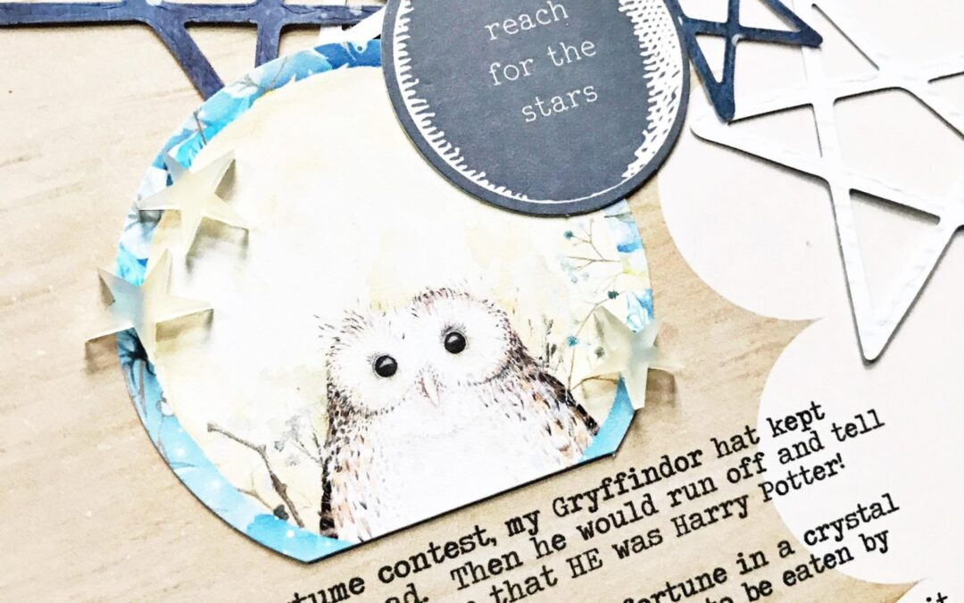 Inspiration Tuesday | Harry Potter and August Kits
