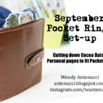 Planning in Pocket Rings with Cocoa Daisy