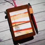 October Setup – Mini Dori (passport size)