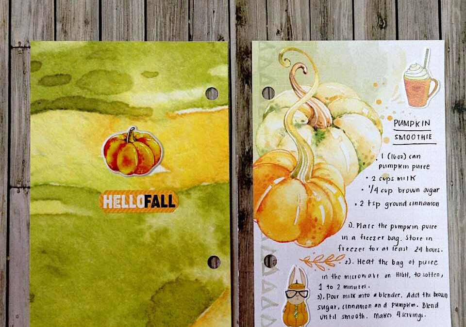 Pumpkin Everything Recipe Book