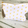 Exclusive Plannerversary Polka Dot Pouch