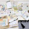 January 2019 Daisy Dori B6 Planner Kit (Paper & Ink)