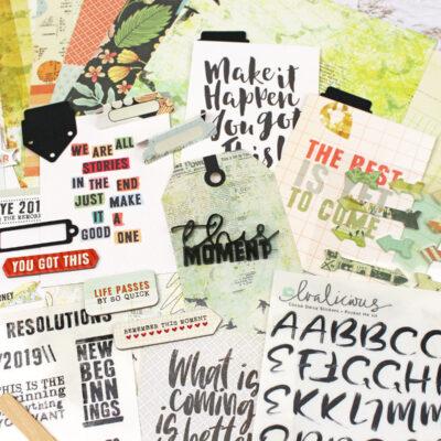 Paper & Ink kits