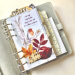 Product Focus Using Die Cuts in Your Planner