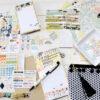 January 2019 Daisy Dori Personal Planner Kit (Paper & Ink)