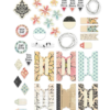January 2019 More Die Cuts AND Planner Tabs (Paper & Ink)