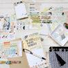 January 2019 Daisy Dori Standard Planner Kit (Paper & Ink)