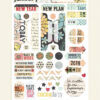 January 2019 Planner Stickers (Paper & Ink)