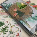 December Setup in a Hobonichi Weeks