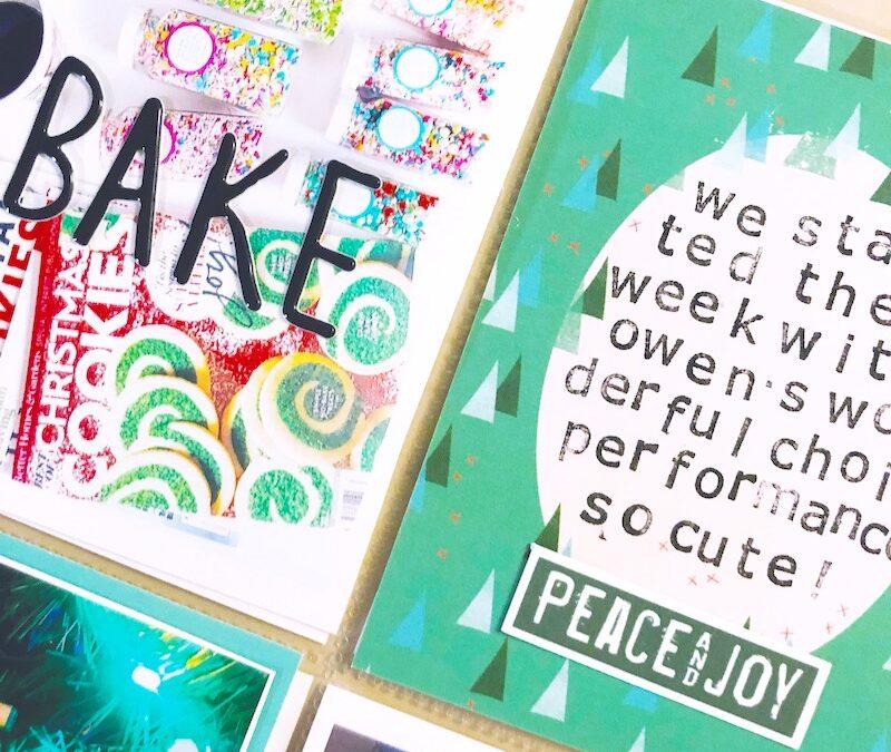 December Pocket Inspiration