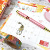 February 2019 Personal Day Planner Kit, Ring Bound (Simon & Betty)