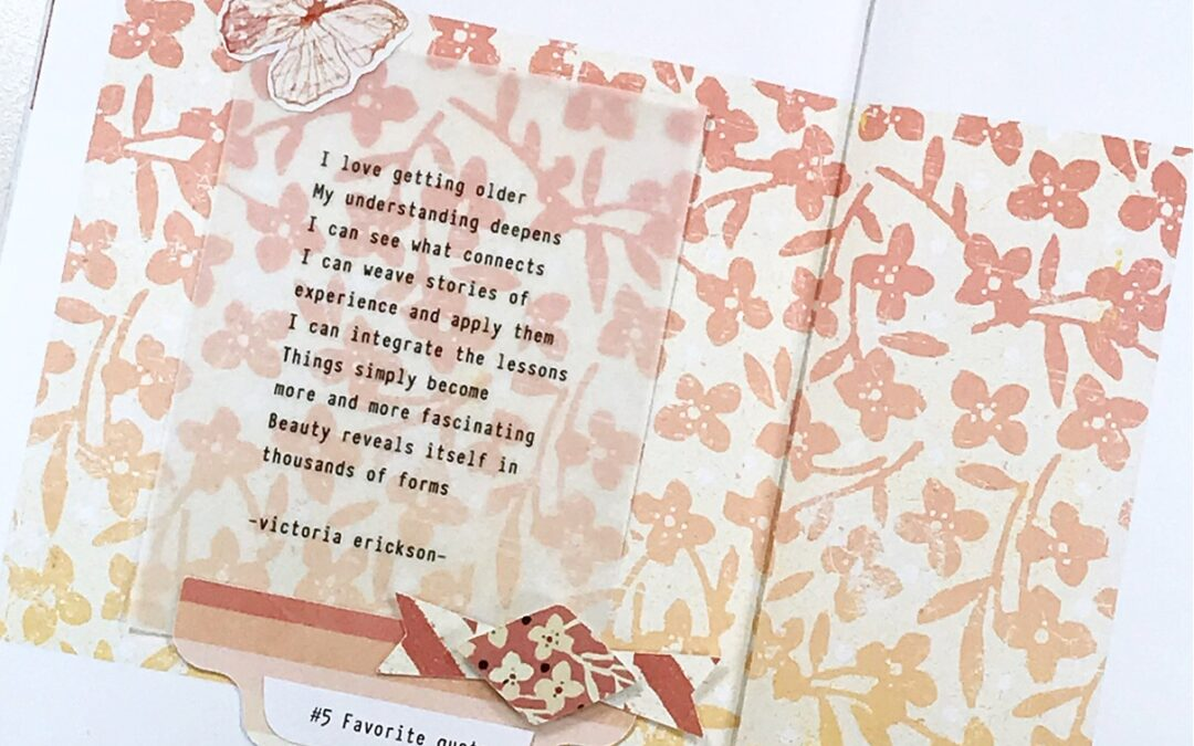 What Inspires Us from the Paper and Ink Kits