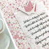 Instruction Sheet from Cherish Blossom TNMK kit - printable